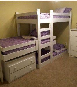 15 Extraordinary Loft Beds In One Room 05