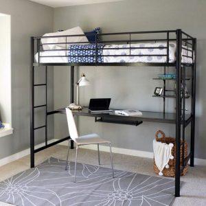 15 Extraordinary Loft Beds In One Room 09