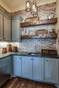 15 Farmhouse Kitchen Ideas On A Budget 12