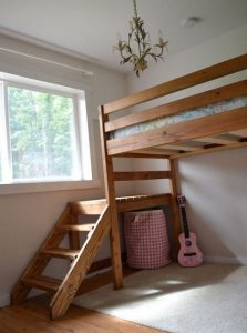 15 Most Popular Full Size Loft Bed With Stairs And What You Must Know 02