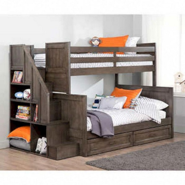 15 Most Popular Full Size Loft Bed With Stairs And What You Must Know 04