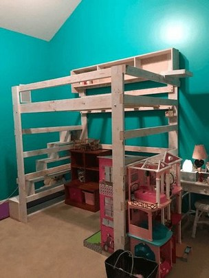 15 Most Popular Full Size Loft Bed With Stairs And What You Must Know 10