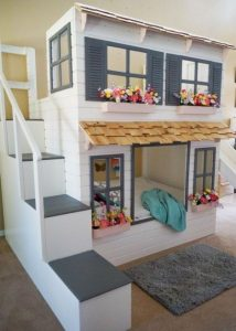 15 Most Popular Full Size Loft Bed With Stairs And What You Must Know 14
