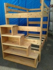 15 Most Popular Full Size Loft Bed With Stairs And What You Must Know 17 1
