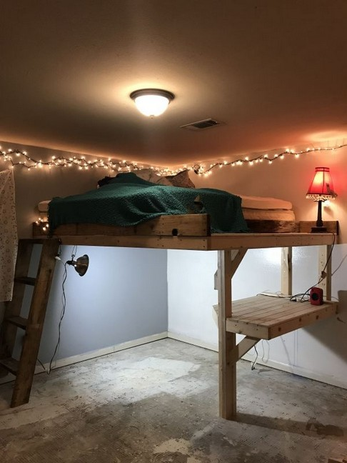 15 Most Popular Full Size Loft Bed With Stairs And What You Must Know 21