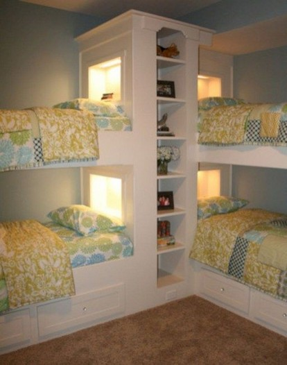 15 Most Popular Of Kids Bunk Bed Bedroom Furniture 06