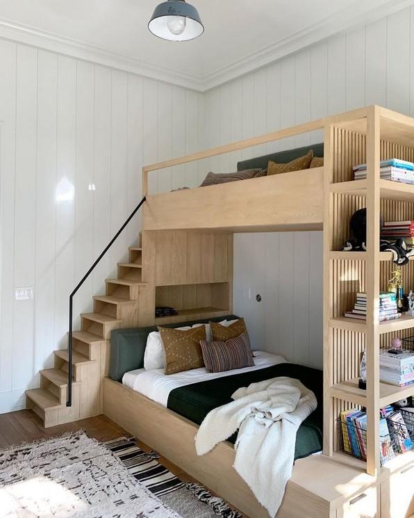 15 Most Popular Of Kids Bunk Bed Bedroom Furniture 09