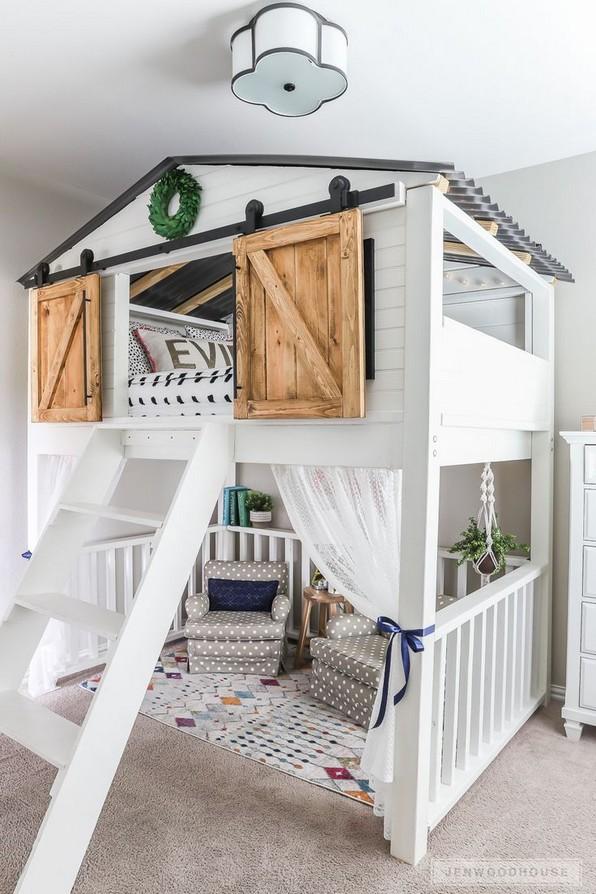 15 Most Popular Of Kids Bunk Bed Bedroom Furniture 12