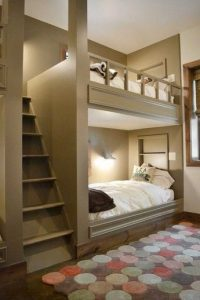 15 Most Popular Of Kids Bunk Bed Bedroom Furniture 13