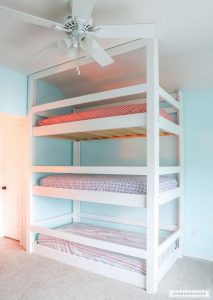 15 Most Popular Of Kids Bunk Bed Bedroom Furniture 14