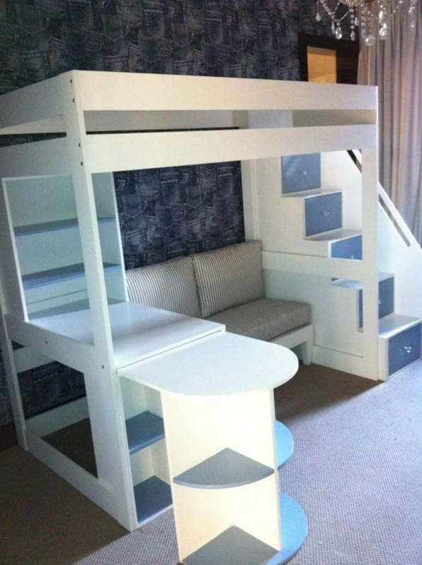 15 Most Popular Of Kids Bunk Bed Bedroom Furniture 16