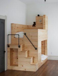 15 Most Popular Of Kids Bunk Bed Bedroom Furniture 17