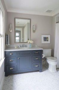 15 Pleasurable Master Bathroom Ideas 03