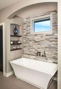 15 Pleasurable Master Bathroom Ideas 14