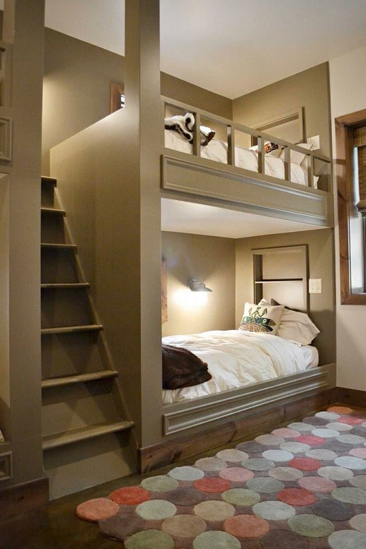 15 Why Bunk Beds With Stairs And Desk 04