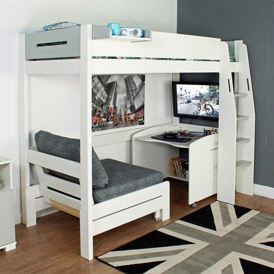 15 Why Bunk Beds With Stairs And Desk 07