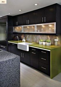 16 Amazing Modern Kitchen Cabinets Design Ideas 05
