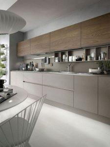 16 Amazing Modern Kitchen Cabinets Design Ideas 11