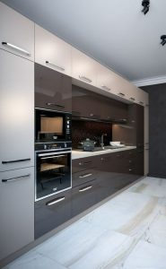 16 Amazing Modern Kitchen Cabinets Design Ideas 14