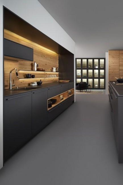 16 Amazing Modern Kitchen Cabinets Design Ideas 15