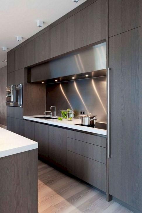 16 Amazing Modern Kitchen Cabinets Design Ideas 17