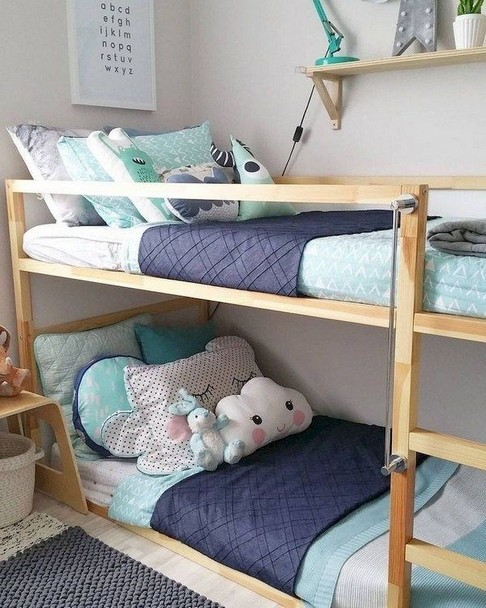 16 Best Choices Of Kids Bunk Bed Design Ideas 14