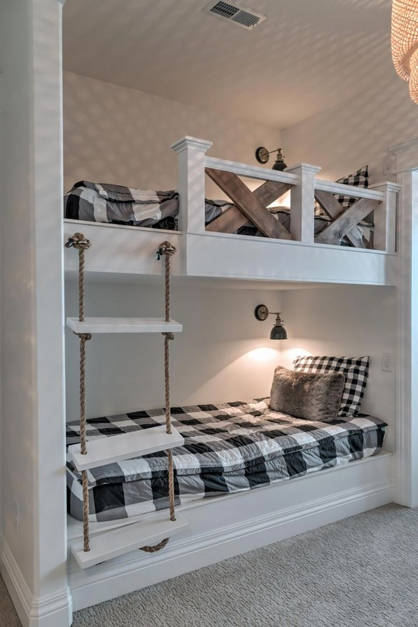 16 Best Choices Of Kids Bunk Bed Design Ideas 15
