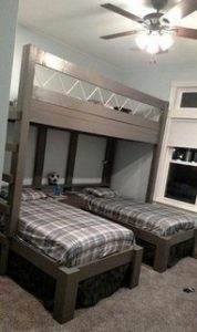 16 Best Choices Of Kids Bunk Bed Design Ideas 16