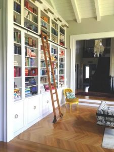 16 Fantastic Floor To Ceiling Bookshelves With Ladder 17