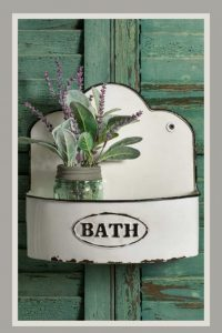 16 Kinds Of Farmhouse Bathroom Accessories Ideas 06