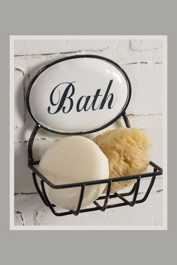 16 Kinds Of Farmhouse Bathroom Accessories Ideas 17