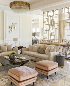 16 Luxury Living Room Design Small Spaces Ideas 18