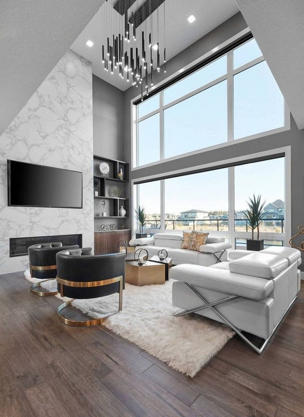 16 Luxury Living Room Design Small Spaces Ideas 22