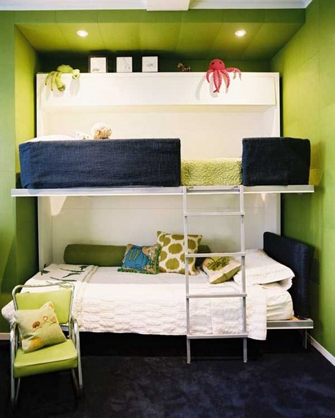 16 Model Of Kids Bunk Bed Design Ideas 02