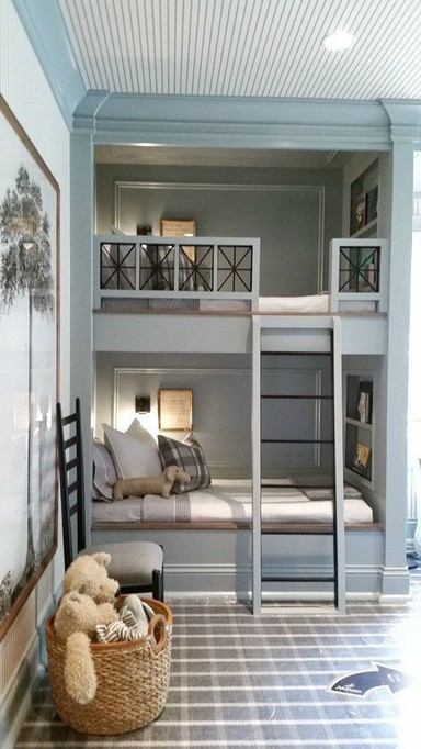 16 Model Of Kids Bunk Bed Design Ideas 09