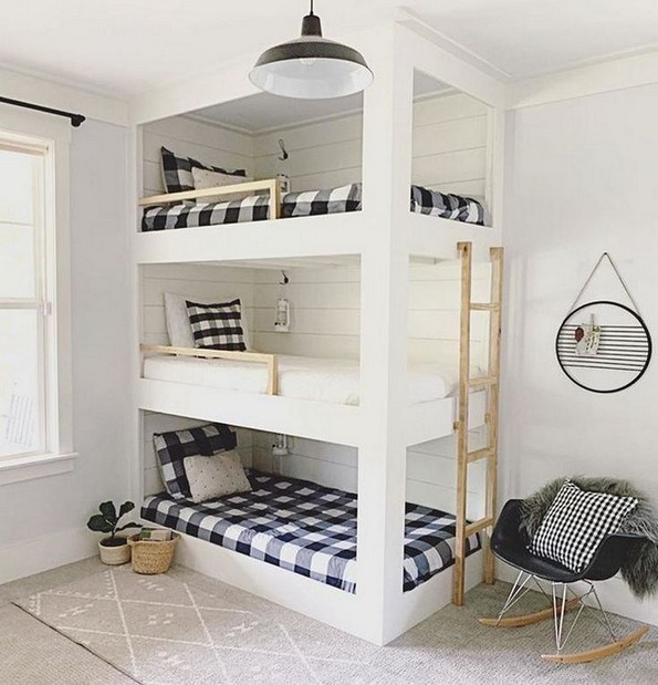 16 Model Of Kids Bunk Bed Design Ideas 16