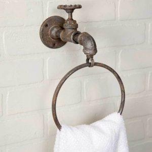 16 Models Bathroom Shelf With Industrial Farmhouse Towel Bar – Tips For Buying It 05