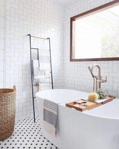 16 Models Bathroom Shelf With Industrial Farmhouse Towel Bar – Tips For Buying It 06