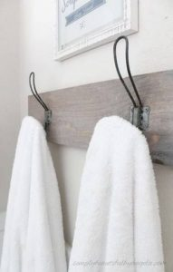 16 Models Bathroom Shelf With Industrial Farmhouse Towel Bar – Tips For Buying It 22