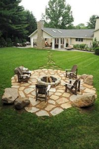 16 Most Popular Backyard Fire Pits Design Ideas 02