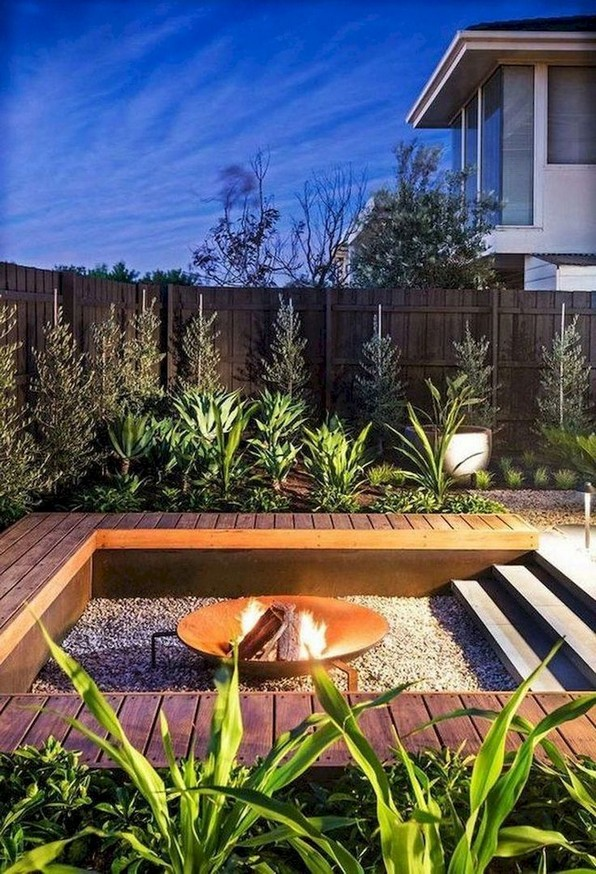 16 Most Popular Backyard Fire Pits Design Ideas 08