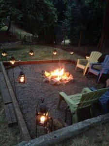 16 Most Popular Backyard Fire Pits Design Ideas 09