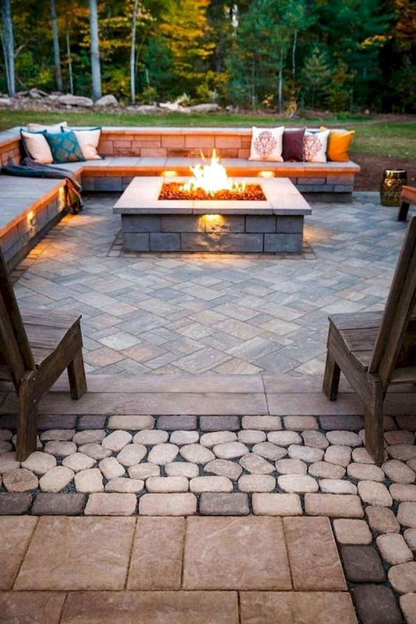 16 Most Popular Backyard Fire Pits Design Ideas 12