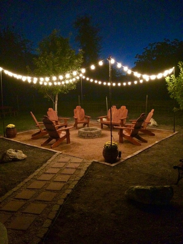 16 Most Popular Backyard Fire Pits Design Ideas 13
