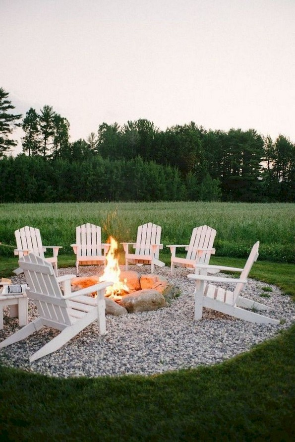 16 Most Popular Backyard Fire Pits Design Ideas 14