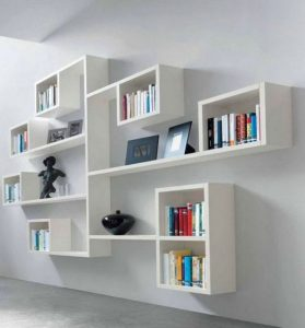 17 Amazing Bookshelf Design Ideas 15