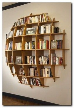 17 Amazing Bookshelf Design Ideas 18