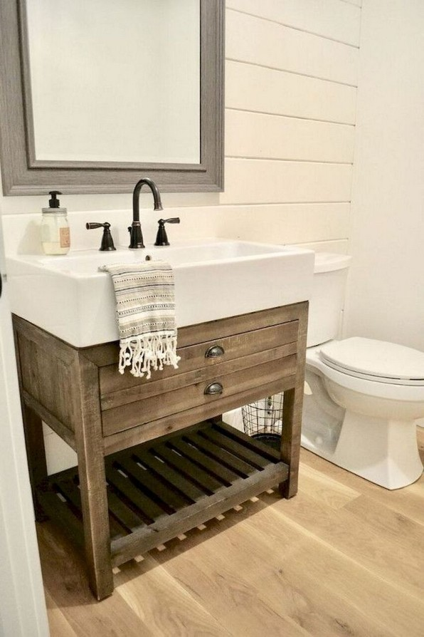 17 Best Of Modern Farmhouse Bathroom Vanity Decoration Ideas 10