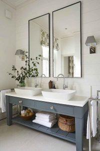 17 Best Of Modern Farmhouse Bathroom Vanity Decoration Ideas 11