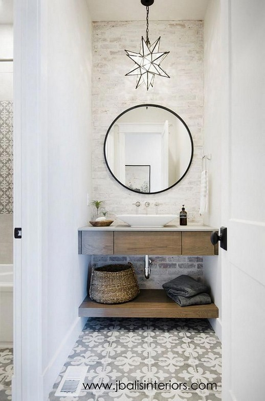 17 Best Of Modern Farmhouse Bathroom Vanity Decoration Ideas 12